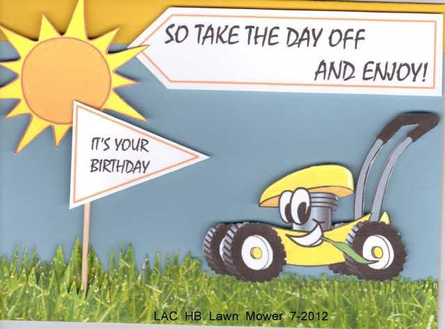 120-LAC Lawn Mower HB 7-2012