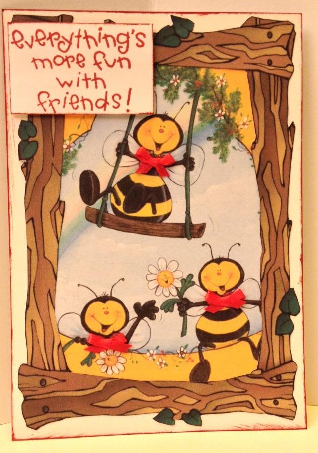 LAC APC Bee Fun 6-2015