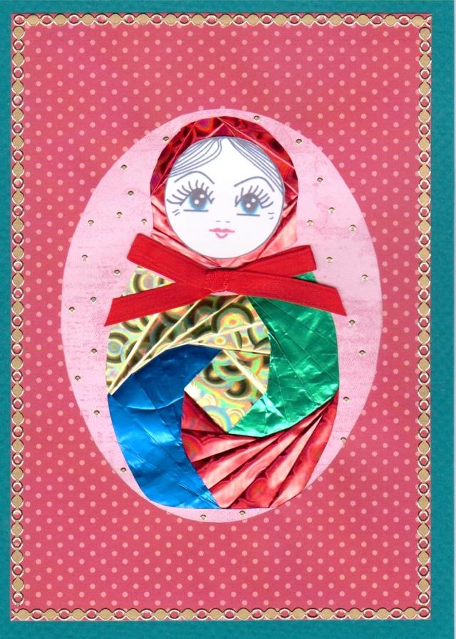 LAC Babushka Doll IF 7-2013