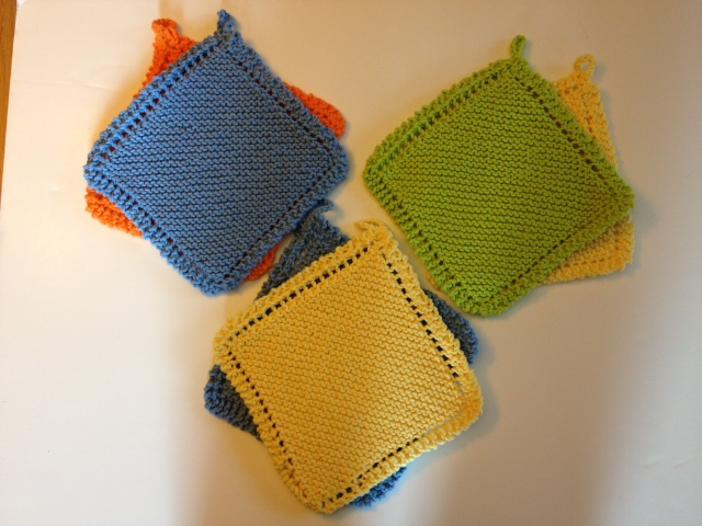 LAC Baby wash cloths