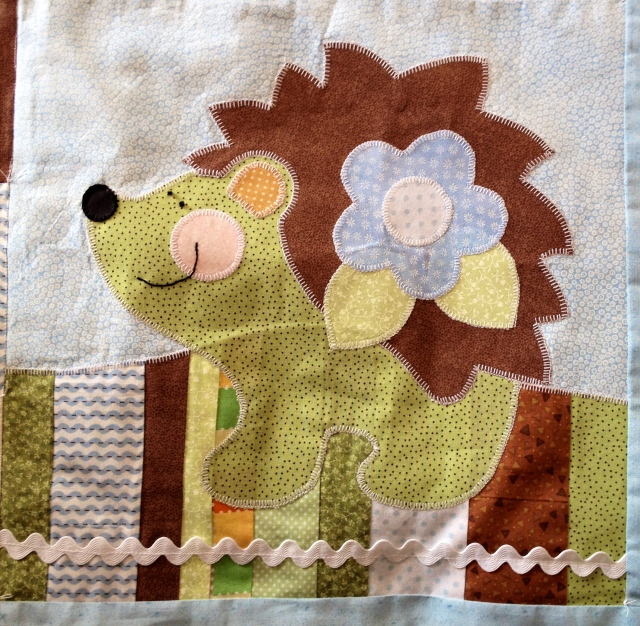 Hedgehog Quilt 2