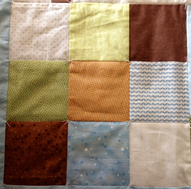 Hedgehog Quilt 5