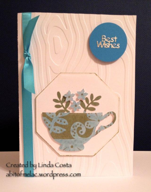 LAC Tea Cup floral 5-2014
