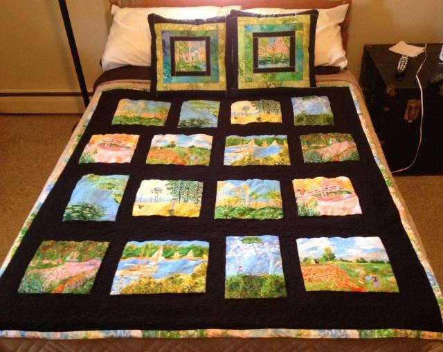 Monet Quilt 1