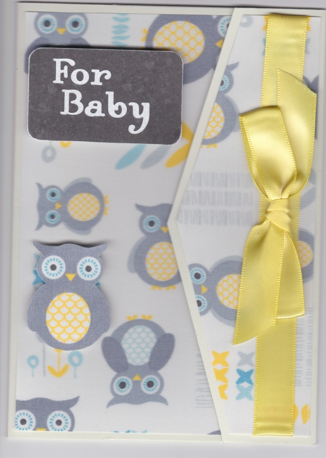 LAC Baby Card:Quilt 1-2015