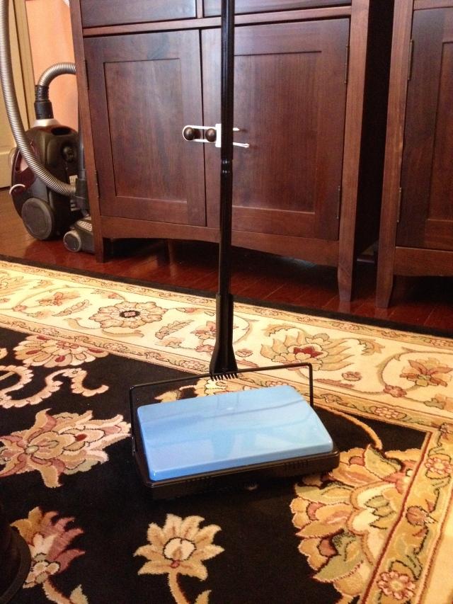 Carpet sweeper 3-2015