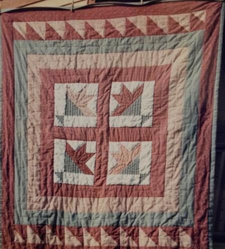 038 LAC Flower Basket 1989