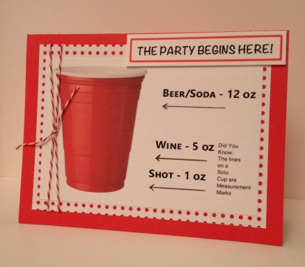 LAC Red Solo Cup #1 8-2015