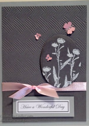 140-LAC Grey Stamp Floral 4-2014