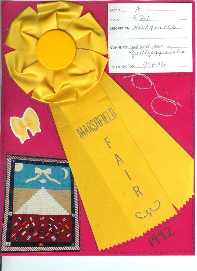 MarshfieldFairYellowRibbon