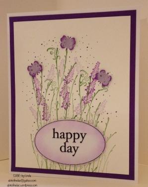 47-16 LAC Stamp Lavender