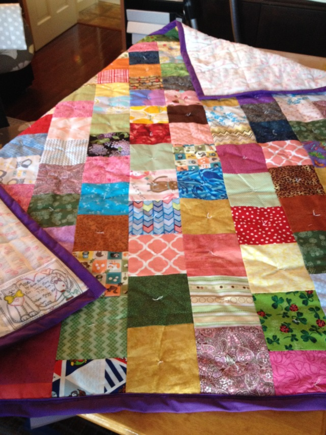 LAC Baby Floor Quilt 3-2016 1