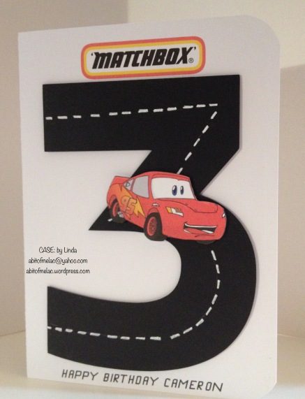 44-16  LAC  Matchbox Car Bir