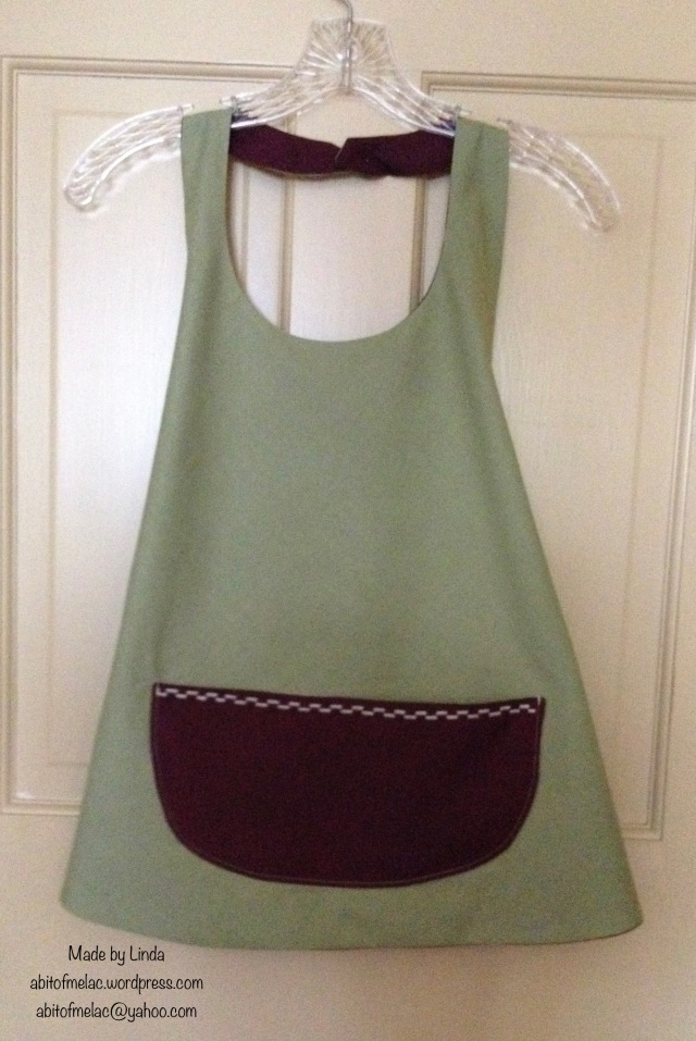 LAC Apron front color a