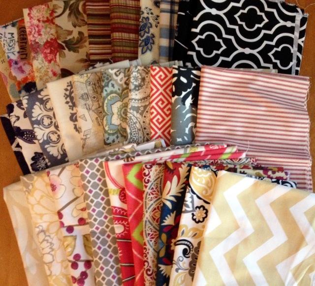 LAC Fabric haul 8-2016