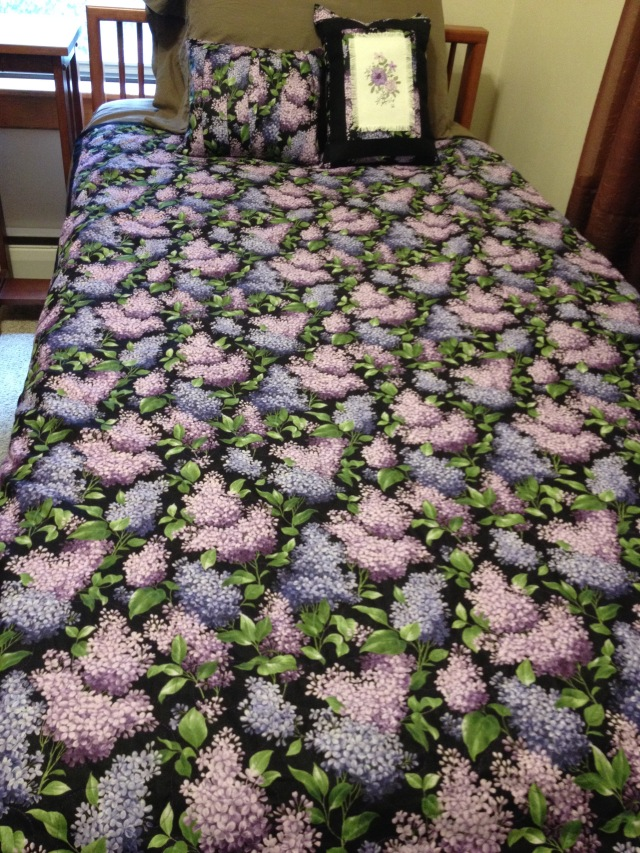 LAC Whole Cloth Quilt 8-2016